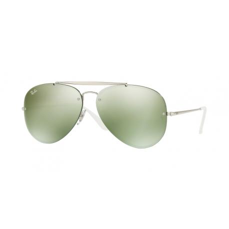 Sunglasses Ray-Ban   RB3584N Blaze Aviator - 905130   Frame  silver ... 6e6e69bd4bf0