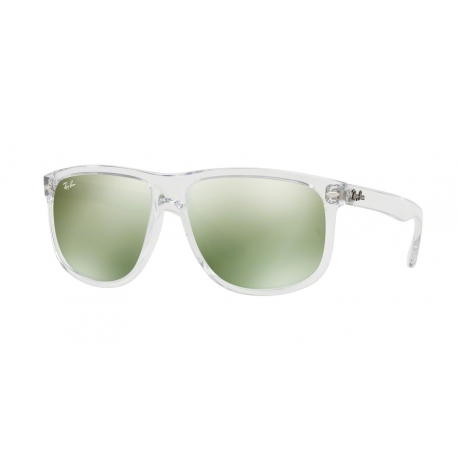 Ray-Ban RB4147 632530 | Frame: transparent | Lenses: green mirror silver