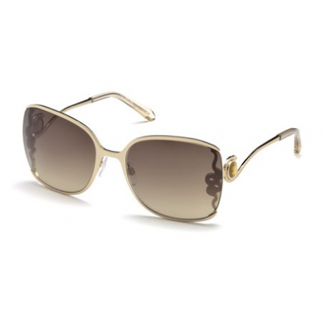 Roberto Cavalli RC1012 28G | Frame: shiny rose gold | Lens: brown mirror