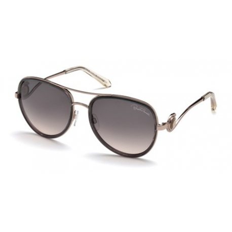 Roberto Cavalli RC1013 34B | Frame: shiny light bronze | Lens: smoke gradient