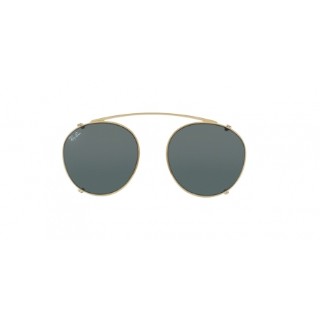 Ray-Ban RX2180C 250071 | Frame: gold | Lens: green