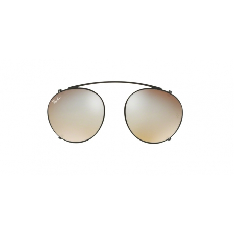 Ray-Ban RX2180C 2509B8 | Frame: black | Lens: mirror gradient grey