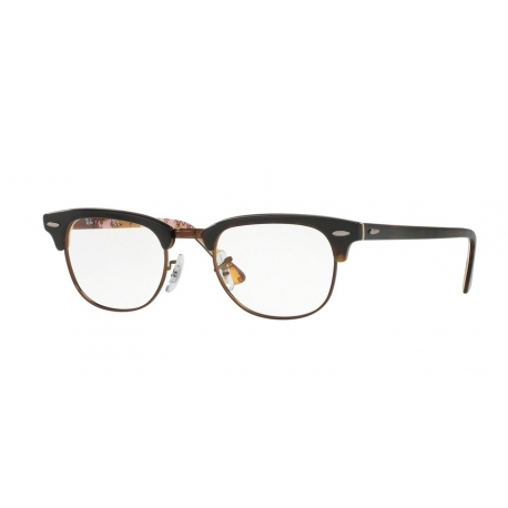 Ray-Ban RX5154 5650 | Frame: havana on texture camouflage