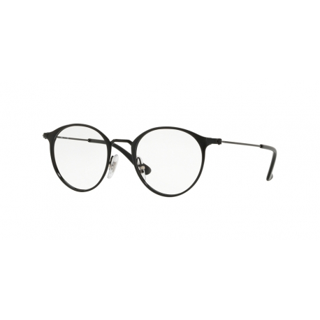 Ray-Ban Junior RY1053 4065 | Frame: black on top matte black