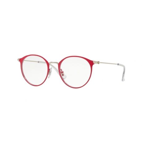 Ray-Ban Junior RY1053 4066 | Frame: silver on top red