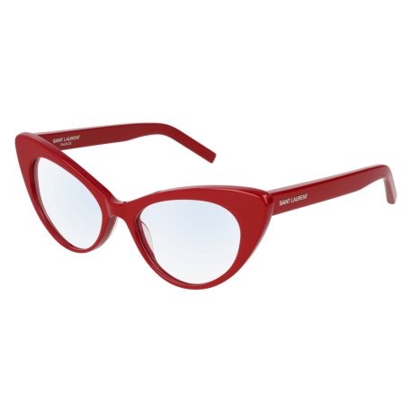 Saint Laurent SL 217 004 | Frame: red