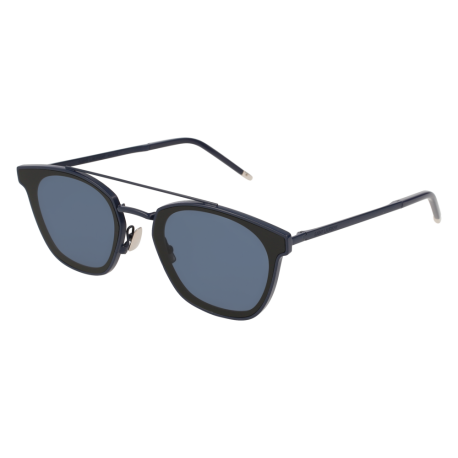Saint Laurent SL 28 METAL 002 | Montatura: blu | Lenti: blu anti-riflesso