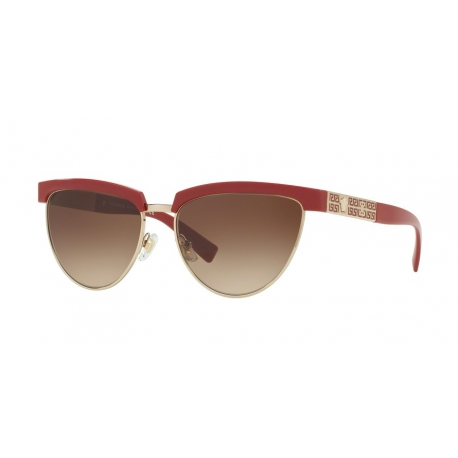 Versace VE2169 138713 | Frame: red, pale gold