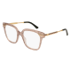 Gucci GG0284O 003 | Frame: nude gold