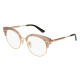 Gucci GG0285O 003 | Frame: nude gold