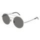 Saint Laurent SL 210 001 | Frame: silver | Lenses: grey anti-reflective