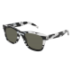 Saint Laurent SL 51 030 | Frame: black | Lenses: grey