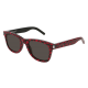 Saint Laurent SL 51 031 | Frame: black red | Lenses: grey