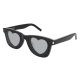 Saint Laurent SL 51 HEART/F 001 | Frame: black | Lenses: grey