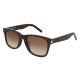 Saint Laurent SL 51 HEART PERF/F 005 | Frame: havana | Lenses: brown gradient